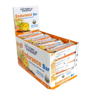 Endurance Bar - 25 Barritas x 85gr