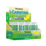 L-Carnitine Liquid - 20 viales x 25 ml