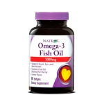 Omega 3 Fish Oil 1000 mg - 60 caps