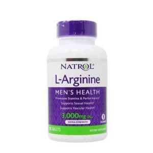L-Arginina 3000mg - 90 tabls.