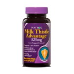 Milk Thistle Advantage 525 mg - 60 Capsulas