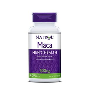 Maca 500mg - 60 caps.