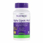 Alpha Lipoic Acid 300 mg - 50 caps.