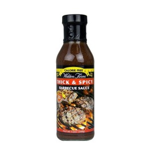 Thick & Spicy BBQ Sauce - 340 gr