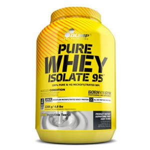 Pure Whey Isolate 95 - 2.2 kg
