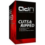 Cuts and Ripped - 90 caps