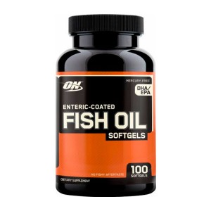 Fish Oil - 100 softgels