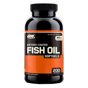 Fish Oil - 200 softgels
