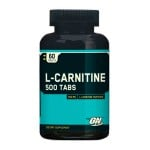 L-Carnitine 500 mg - 60 tabls.