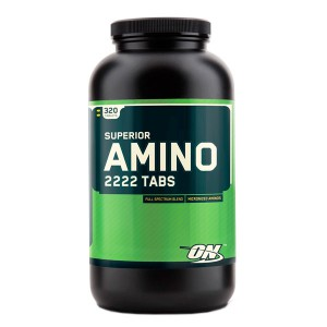 Superior Amino 2222 - 320 tabls.