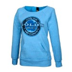 Sueter Gold Gym Ladies Azul