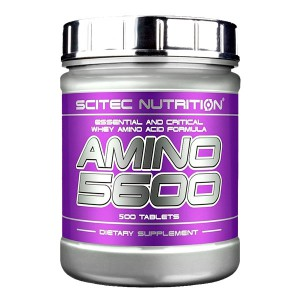 Amino 5600 - 500 tabls.