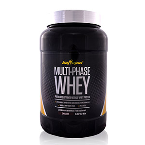 Multiphase Whey - 908 gr