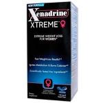 Xenadrine Xtreme - 120 Capsulas