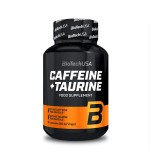 Caffeine + Taurine / Power Force - 60 caps.