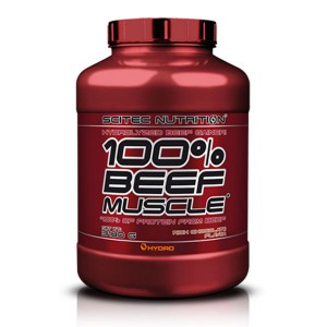 100 % Beef Muscle - 3,18 kg