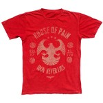 Camiseta Iron Never Lies