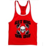 Camiseta Get Big or Die