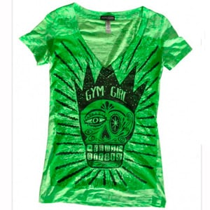 Camiseta Crowned Skull
