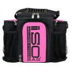 Isobag 3M Black-Pink