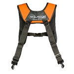 The Isobag Harness Tangerine