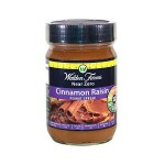 Cinnamon Raisin Peanut Spread - 340 gr