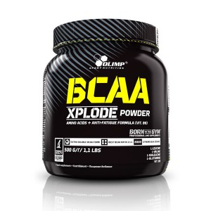 BCAA Xplode Powder - 500 gr