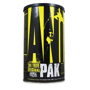 Animal Pak - 44 packs
