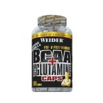 BCAA + L-Glutamine - 180 caps.