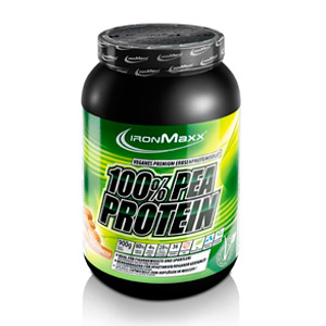 100% Pea Protein - 900 gr
