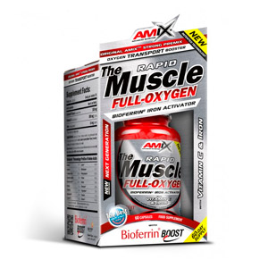 Muscle Full-Oxygen - 60 caps.