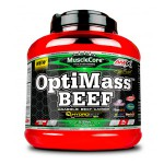 OptyMass Beef Gainer - 2,5 kg
