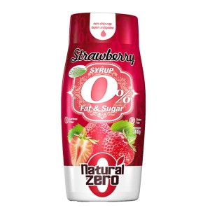 Strawberry Syrup - 300 gr