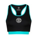 GGLTOP-025 Top Gold Gym Turquoise
