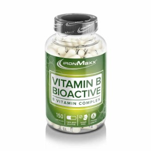 Vitamin B Bioactive - 150 caps.