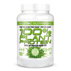 100% Plant Protein - 900 gr