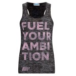 Myprotein Women's Burnout Vest Black