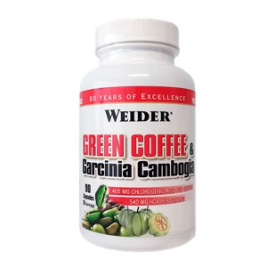 Green Coffee & Garcinia Cambogia - 90 caps.