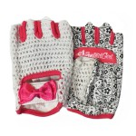 Guantes Wanted Girl White