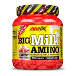 Big Milk Amino - 400 tabls.