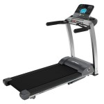 F3 TRACK - Life Fitness F3 Folding Treadmill with TRACK Console