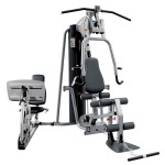 G4 + GLP & G4-GLPA-101 - G4 Home Gym + Optional Leg press for G4 & adapter Kit