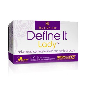 Define It Lady - 50 tabls.