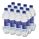 Pack AquaFit pH9+ 12 unid. x 500ml