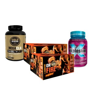 Pack Mujer Gold Nutrition Thermo