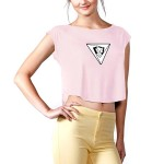 Camiseta PMF Mujer Sporty Chic Rosa
