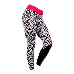 TW LEGGINGS TRECGIRL 01 - Mallas Trec Nutrition B&W