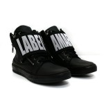 LBM50111 - 1 - Ladies Sneakers LBM Negras 03
