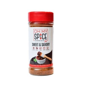 Oh My Spice Sweet & Savory - 141 gr