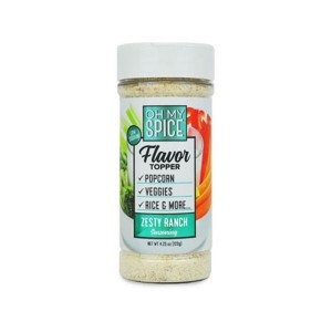 Oh My Spice Flavor Topper Zesty Ranch - 120 gr